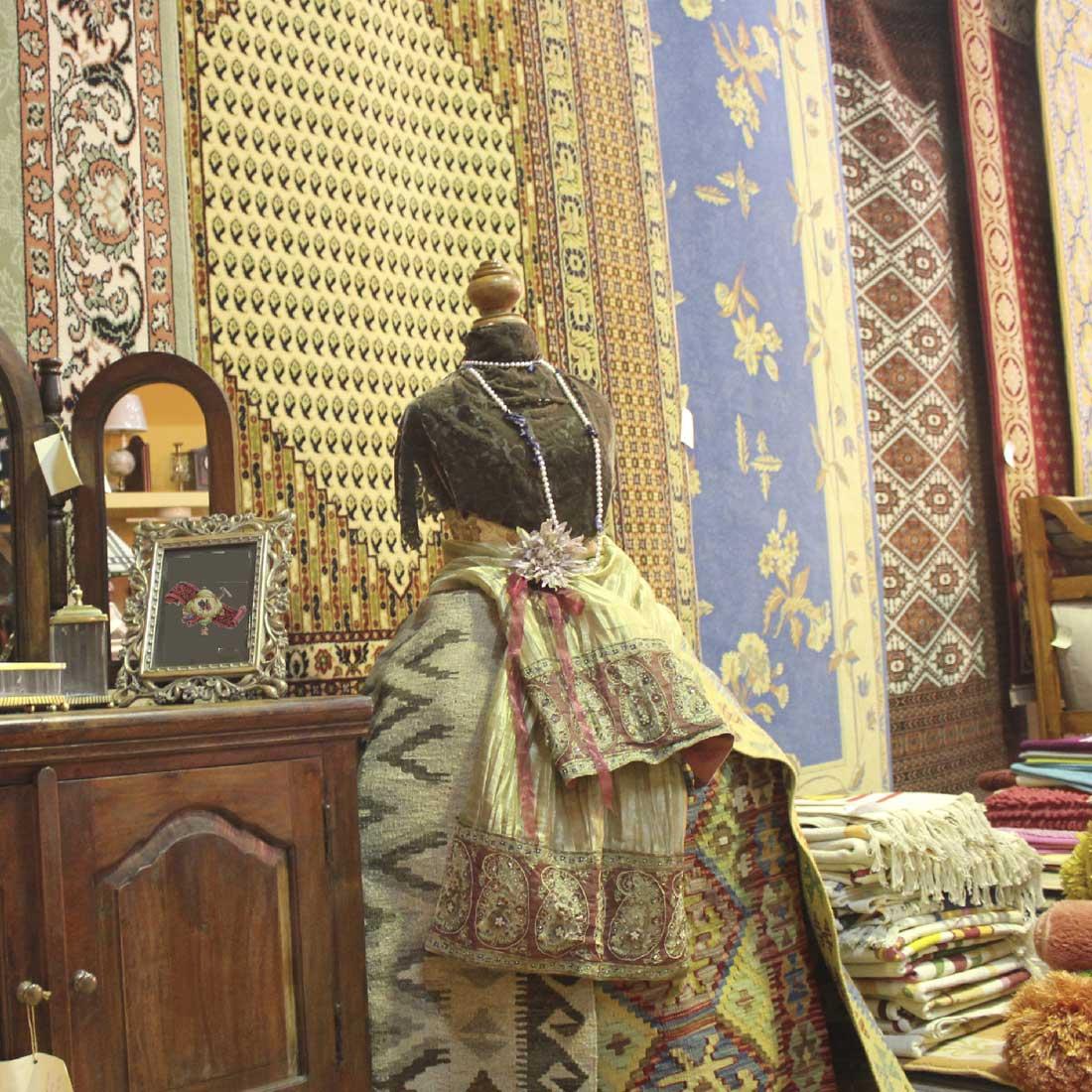 tienda alfombras