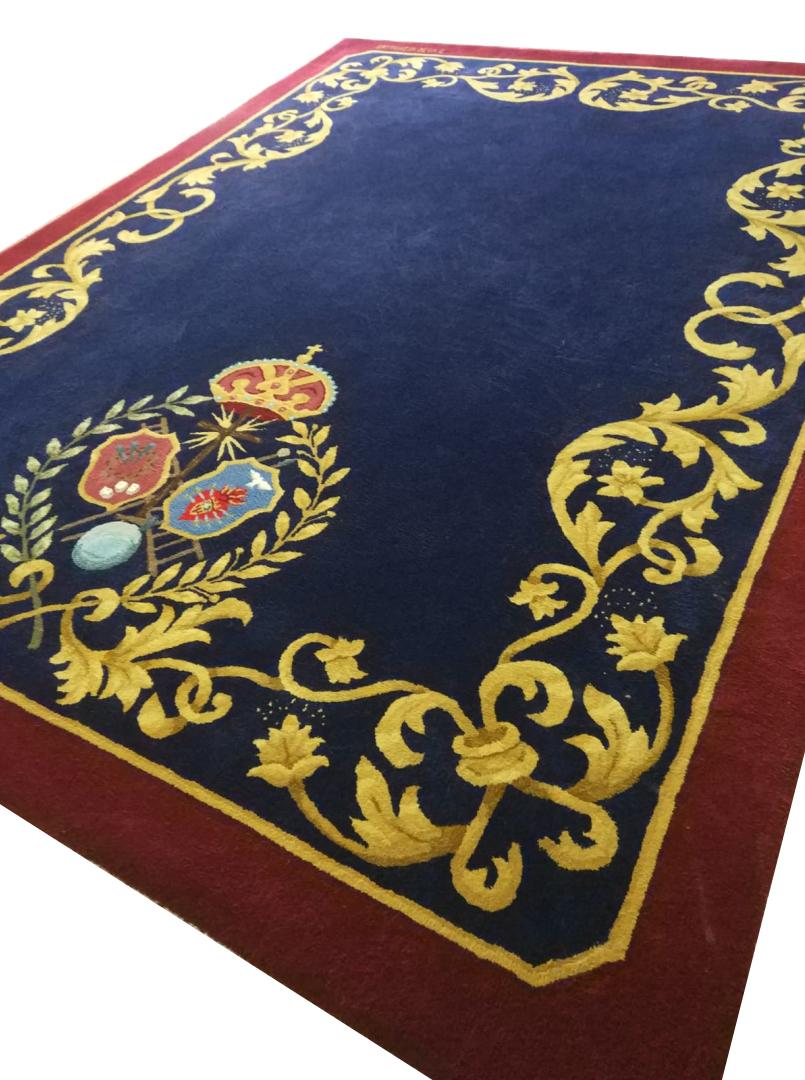 alfombra despojado sevilla