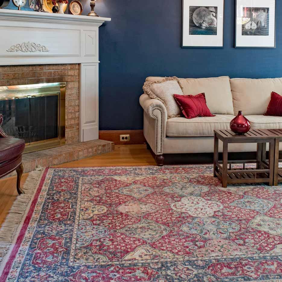 alfombras diseño clasico